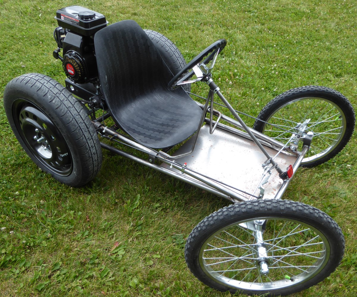 Cyclecar from MTM Scientific, Inc