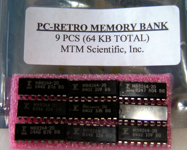 Memory Bank for PC-RETRO